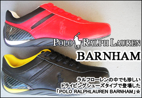 POLO RALPHLAUREN BARNHAM
