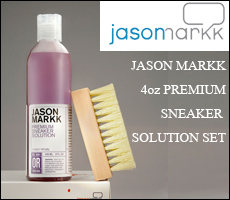 JASON MARKK 4oz PREMIUM SNEAKER SOLUTION SET