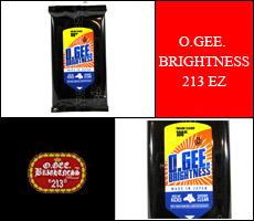 O.GEE. BRIGHTNESS 213 EZ