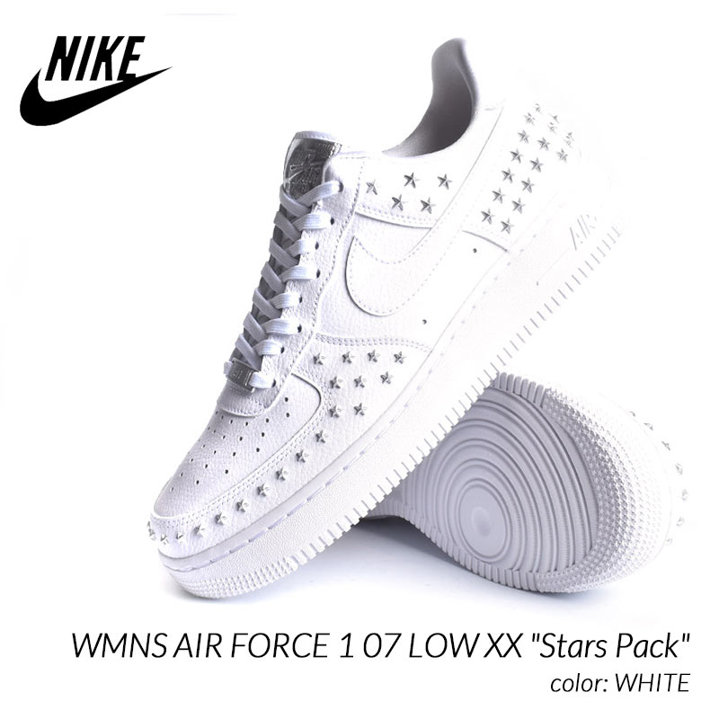 free shipping 6fb88 0ab71 商品名, 限定 ナイキ エアフォース 1 スニーカー NIKE WMNS AIR FORCE 1 07 LOW ...
